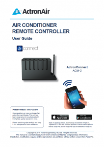 Actron Connect User Manual