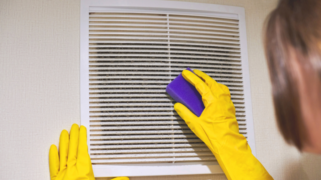 Think You Might Be Allergic to Air Conditioning? Here are five things that can fix it.