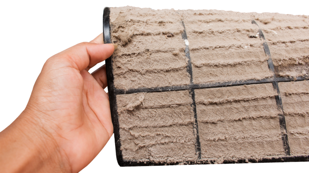 Great air conditioner maintenance starts with a clean filter